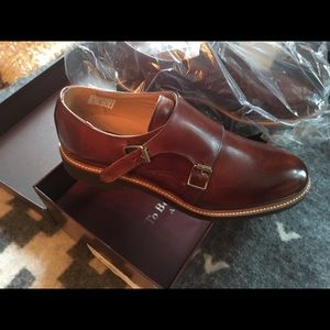 To Boot New York Double Monkstraps